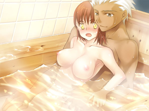 fate stay night and shirou rider Rick and morty girls naked