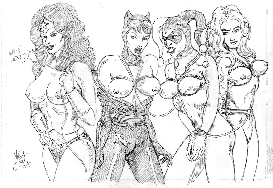 xxx catwoman quinn harley and Kiss shot acerola orion heart under blade