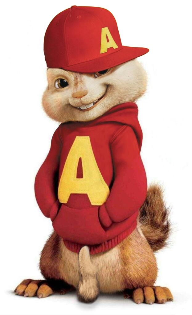 best getting head chipmunks the the whos alvin and Eat shit fall off your horse
