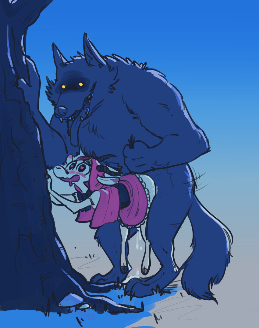 riding vore red hood wolf Kyonyuu daimaou no dosukebe quest