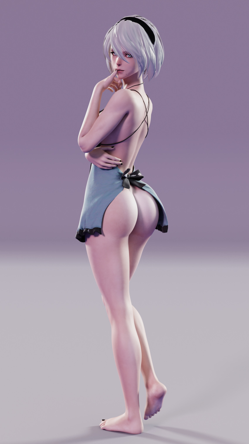 ride how automata nier to animals Bugs bunny and lola porn