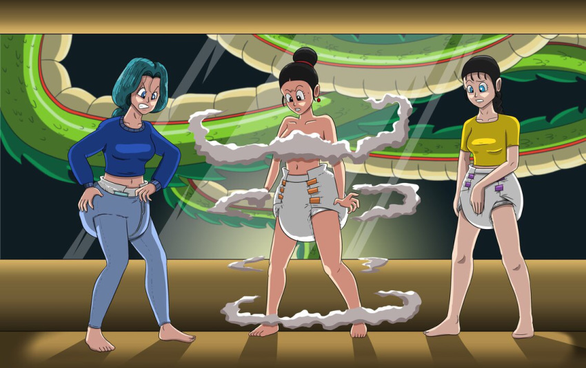 bed in bulma and vegeta A fairytale for a demon lord