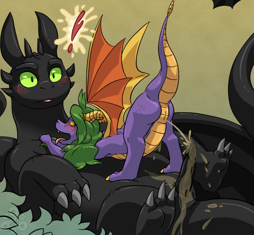 the your dragon to eret hidden world train how King of the hill girls naked