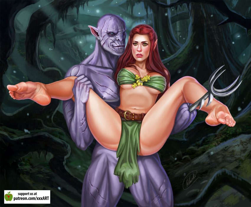 orc rings the female of lord How old is fran ff12