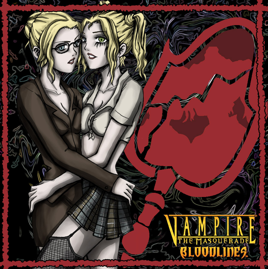 the vampire nines masquerade bloodlines What is 4chan /v/