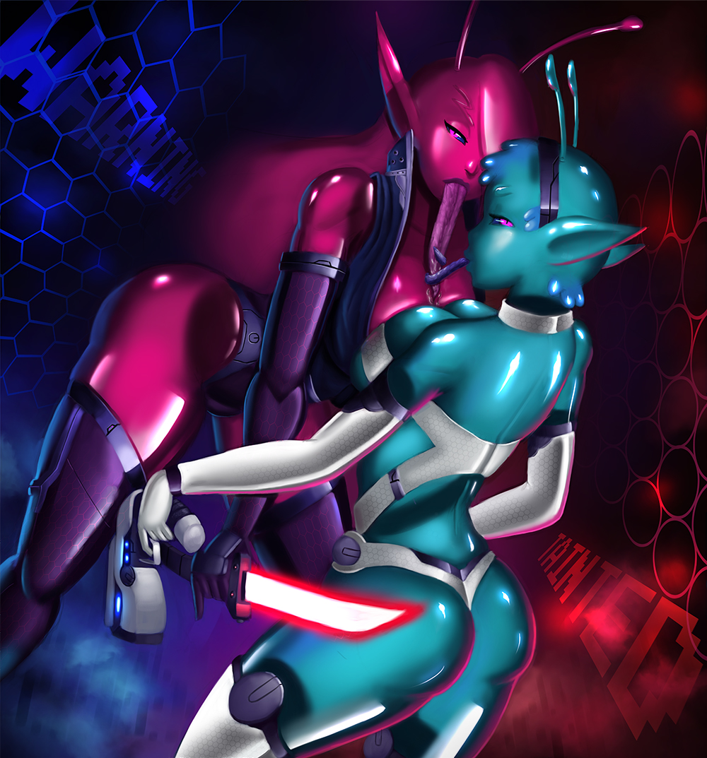 space impregnation trials in tainted What if adventure time was a3d anime game